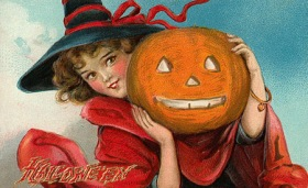 Sharon's Garden of Book Reviews: Halloween Edition of It's ...