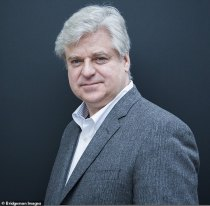 "Linwood Barclay: ""I had my nose in paperback adventures of ..."